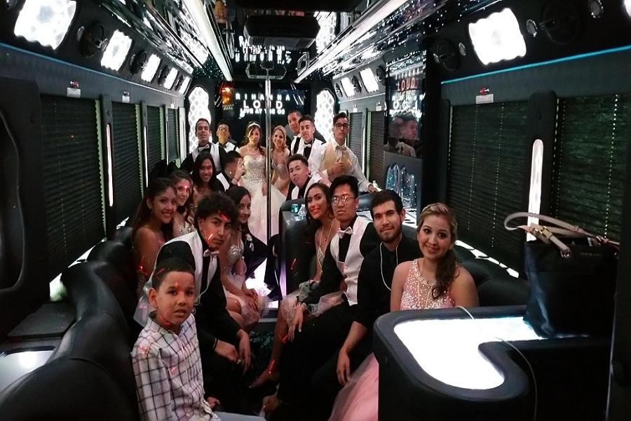 Sweet Sixteen Party Bus Toronto l3 coach 1513 charles coody lane el paso tx 79935united 3264 X 1836