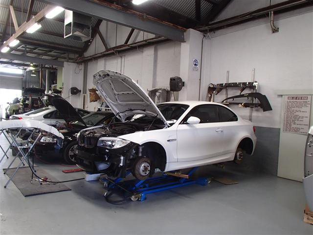 West Perth Panel & Paint – Audi Approved Repair Centre in Perth