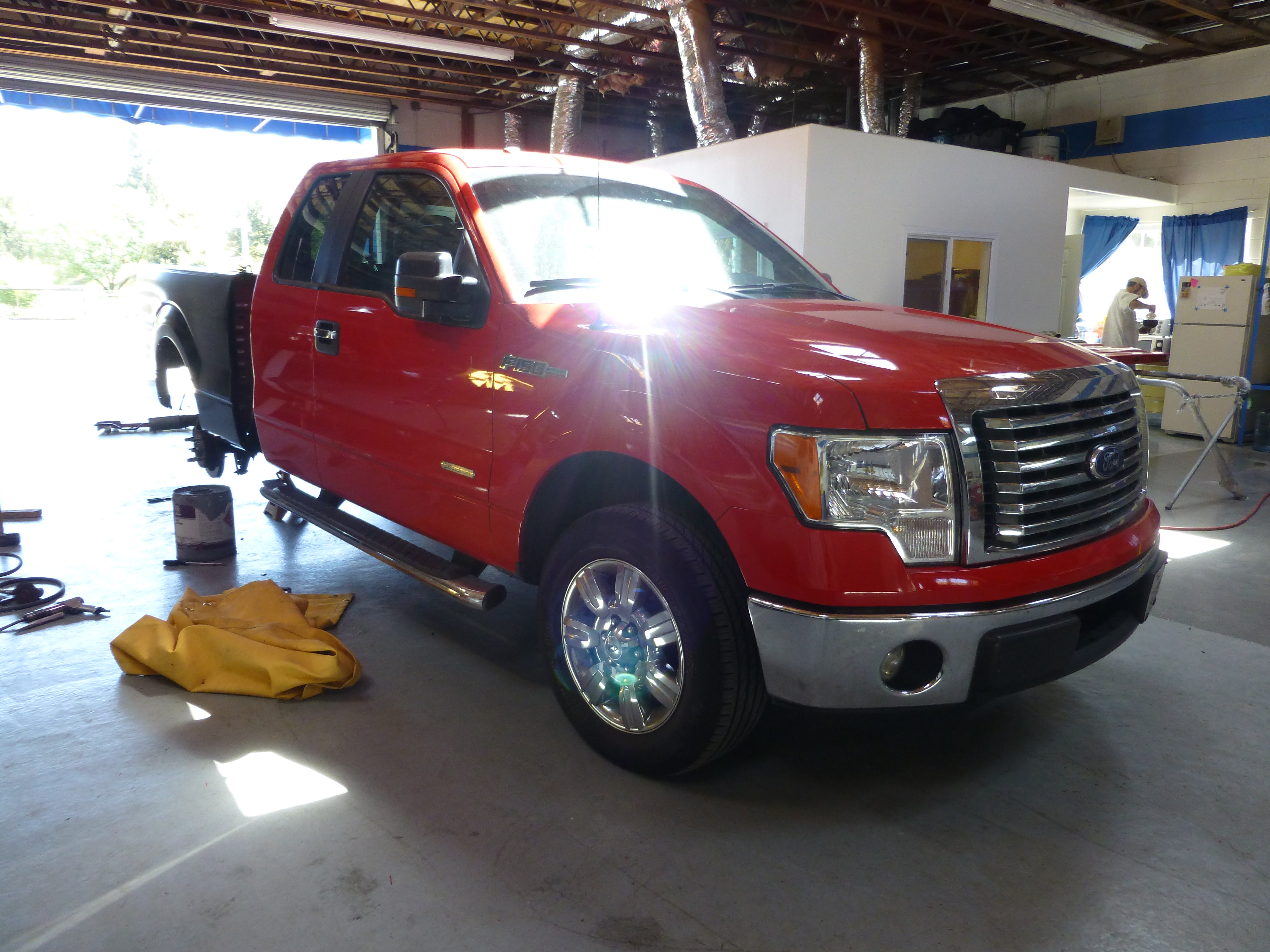 Why Getting The Best Fresno Premier Auto Painting Services